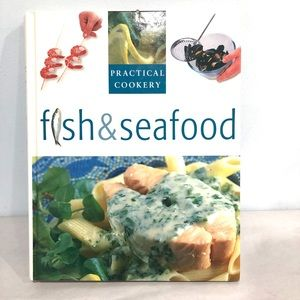 Other - Fish and seafood cookbook